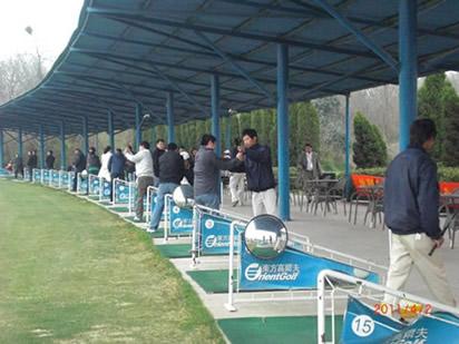 东方(武汉)高尔夫球场2011年上半年赛事活动锦集